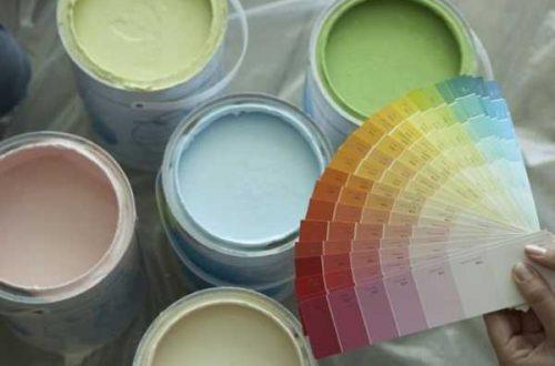 Советы по выбору правильных цветов краски для вашего дома